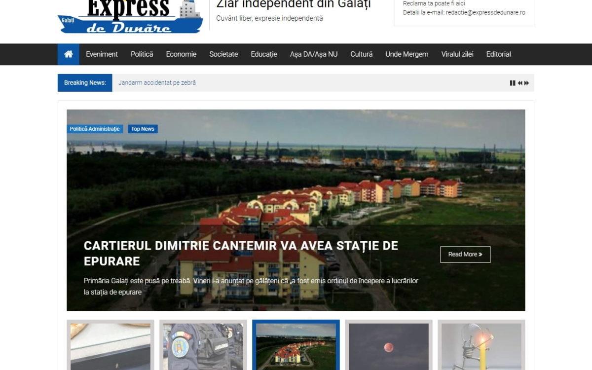 Express de Dunare