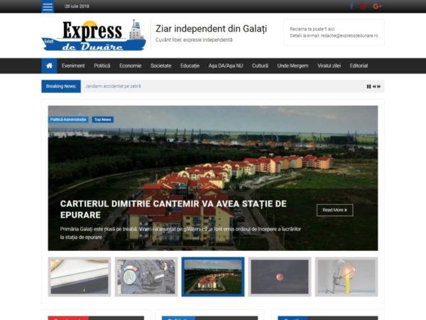 Express de Dunăre