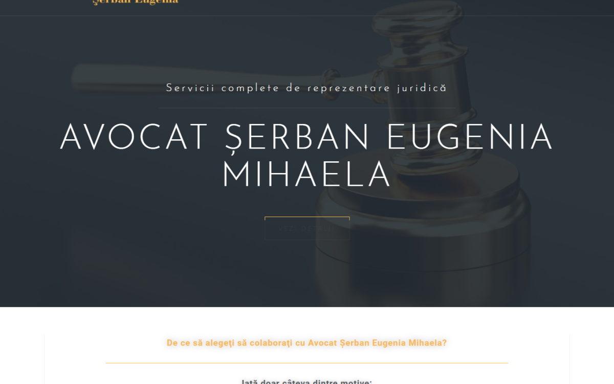Avocat Serban Eugenia