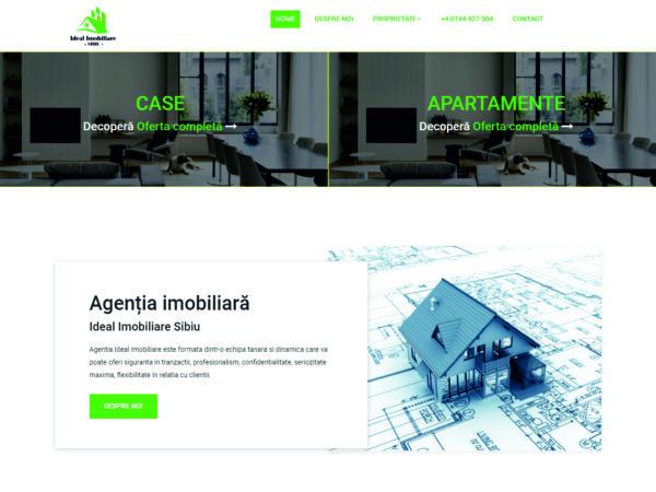 Ideal Imobiliare Sibiu
